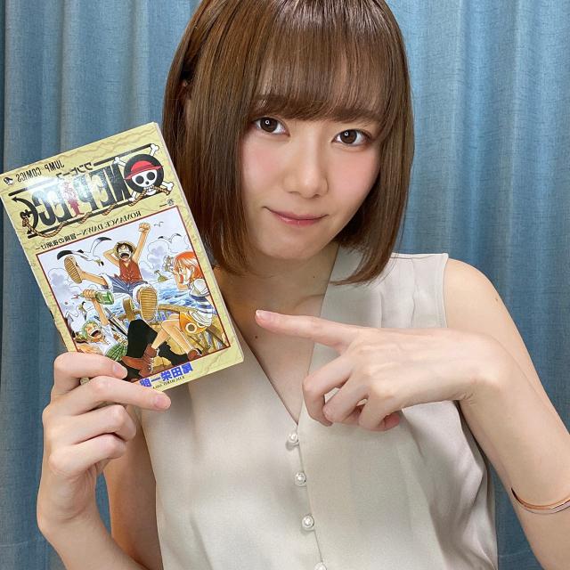 元祖ぼっち系ユーチューバー・いけちゃん、『ONE PIECE』1巻を読み始める