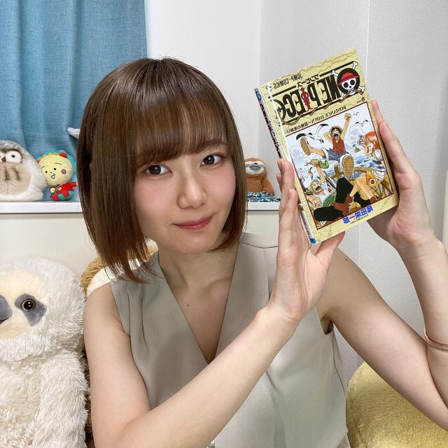 元祖ぼっち系ユーチューバー・いけちゃん、『ONE PIECE』を読み始める