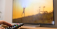 テレビ映像イメージ