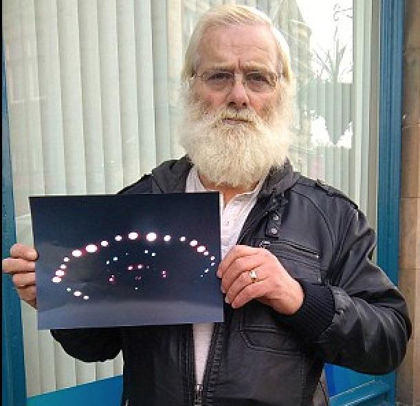 UFOを撮影したジョン・マクドナルド氏