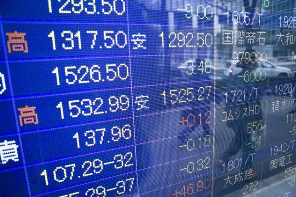 株価,日本