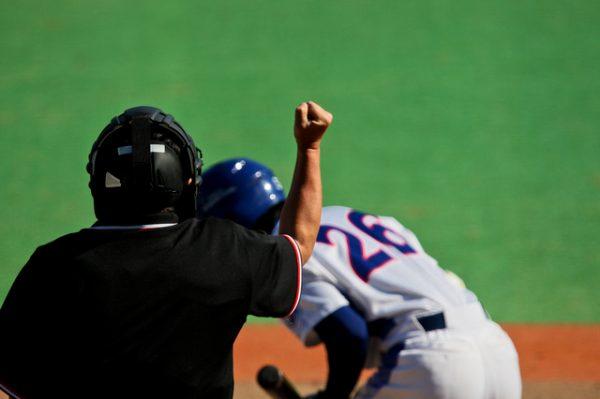 野球,アマチュア,審判