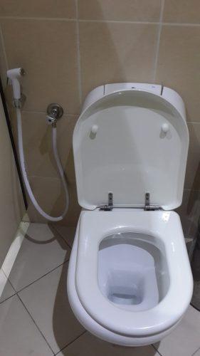 UAEのモールにあるトイレ