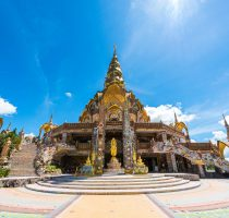 Wat Pha Sorn Kaew, also known as Wat Phra Thart Pha Kaew, Khao K