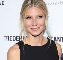 Gwyneth Paltrow attends Frederique Constant Horological Smartwatch ny