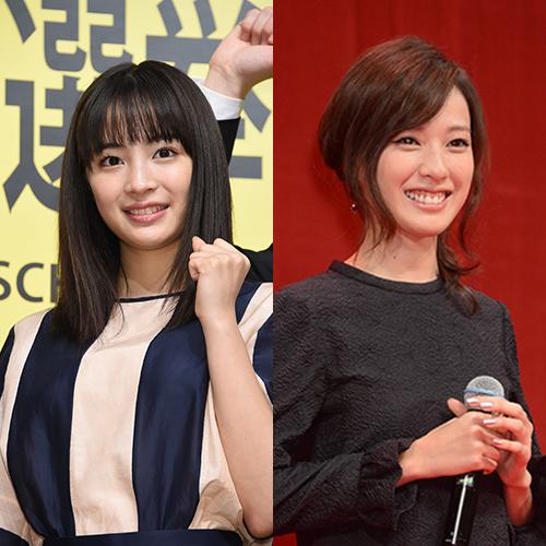 戸田恵梨香と広瀬すずが成田凌を奪い合い