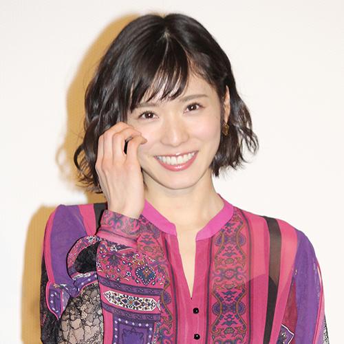 女優の松岡茉優