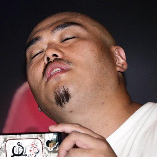 お笑いトリオ『安田大サーカス』のクロちゃん