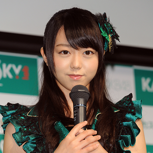 『AKB48』最後の1期生 峯岸みなみ