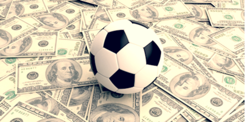 サッカーとお金