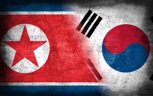 南北朝鮮統一