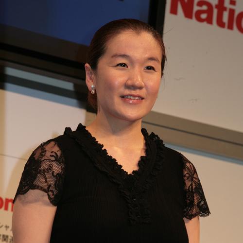 元柔道選手の谷亮子