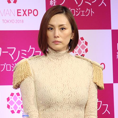 女優の米倉涼子