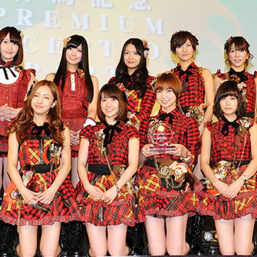 AKB48初期メンバー