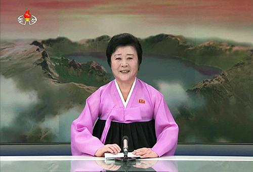 北朝鮮 李春姫
